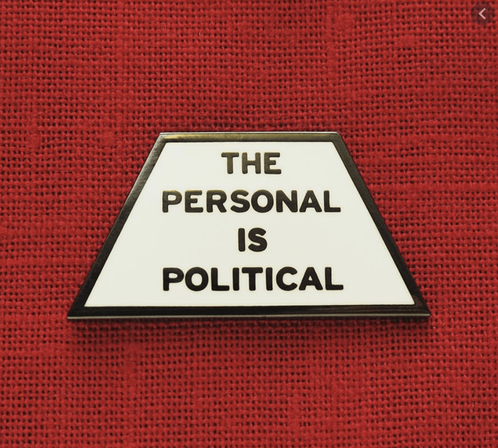 personel is political